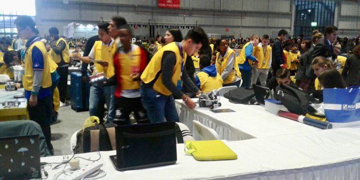 Competencia Robótica en Shangai abre camino a estudiantes de Cobach