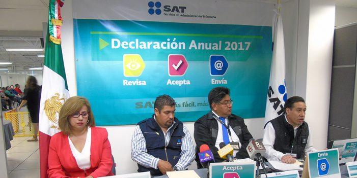 Devuelve SAT casi 4 mil millones de pesos a contribuyentes