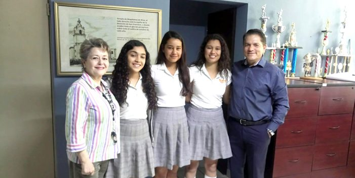 Ganan estudiantes del COBACH concurso nacional: Jóvenes en acción