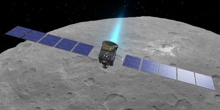 Nave espacial Dawn orbitará a 50 kilómetros de Ceres