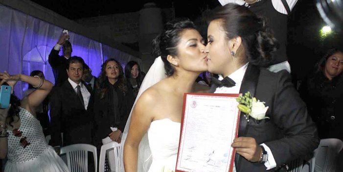 América Latina avanza en políticas públicas de matrimonio gay