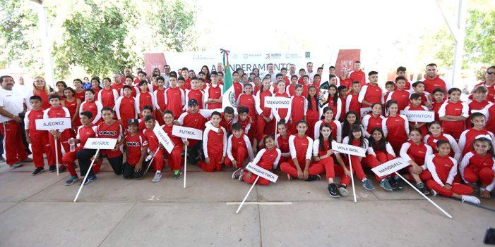 Va Sonora a Juegos Nacionales de educación básica