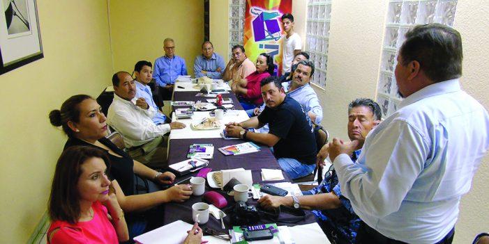 """Capacita ISTAI a periodistas de """"La perla del desierto"""""""