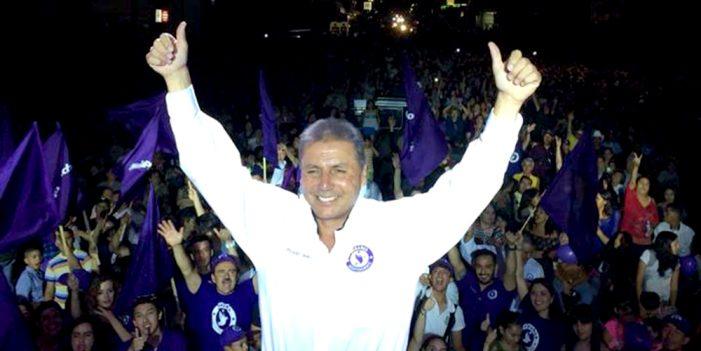 Eduardo Quiroga, único independiente en Sonora