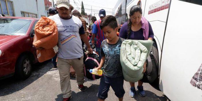Gobierno Federal, sin capacidad para dar cobijo a niños migrantes