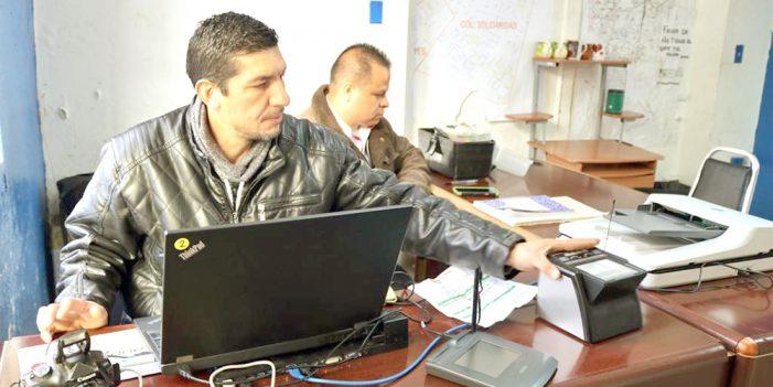 Módulos del INE se instalarán en Centros Comunitarios