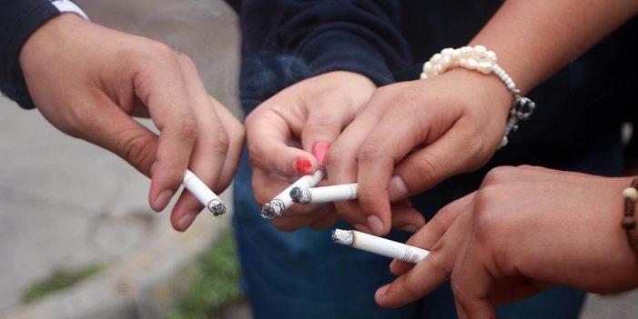 Tabaquismo; primera causa de muerte en 2020
