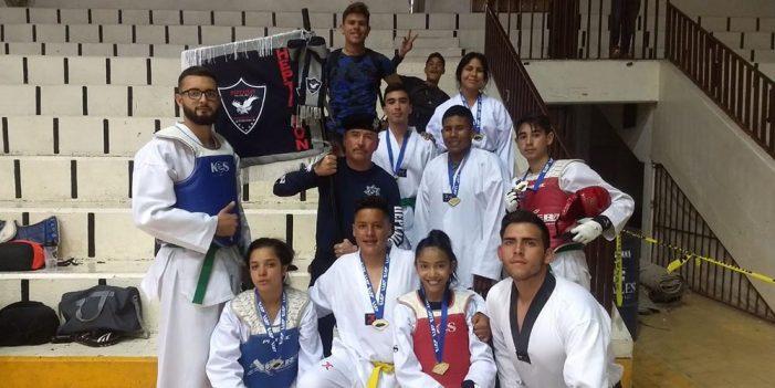 Logra Heptatlón juvenil Nogales siete campeonatos