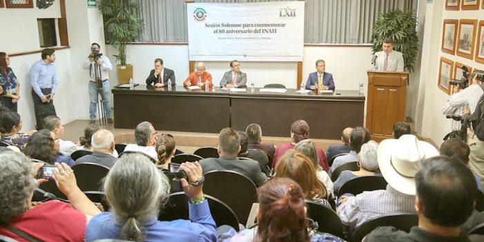Reconoce Congreso de Sonora labor del INAH
