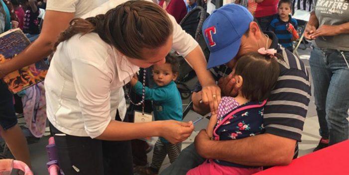 Tiene Sonora 24 años sin sarampión gracias a la vacunación