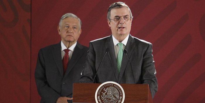 López Obrador resalta freno a aranceles en México