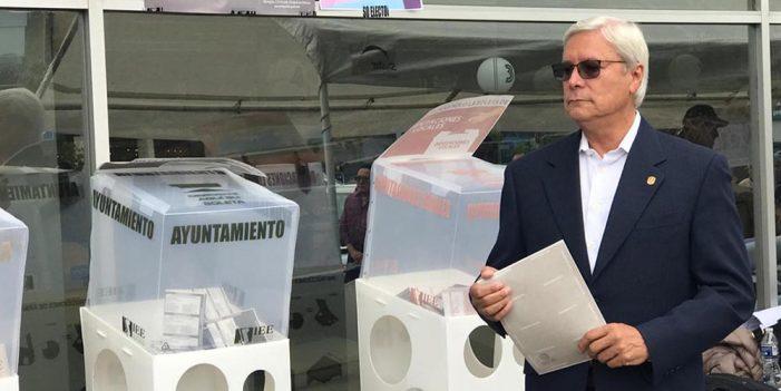 """JAIME BONILLA; el """"gringo"""" que doblega la Constitución Política de México"""