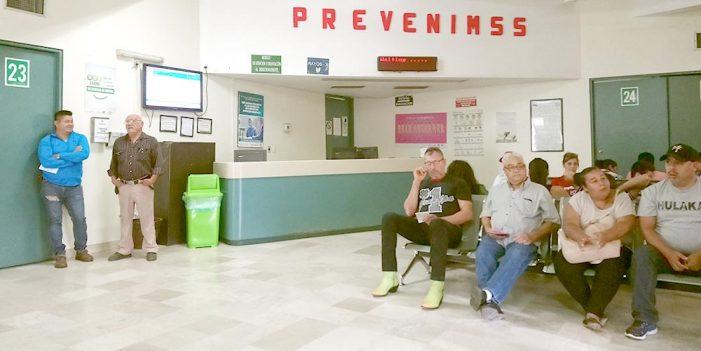 Pacientes de Urgencias arriesgan la vida en Clínica 64