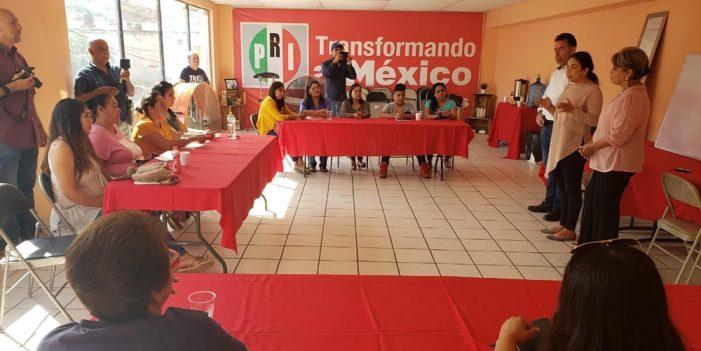 """Arranca PRI programa """"Revolucionando tu vida"""" en Nogales"""