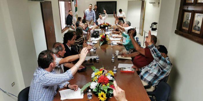 Integra Cabildo el consejo municipal de nomenclatura