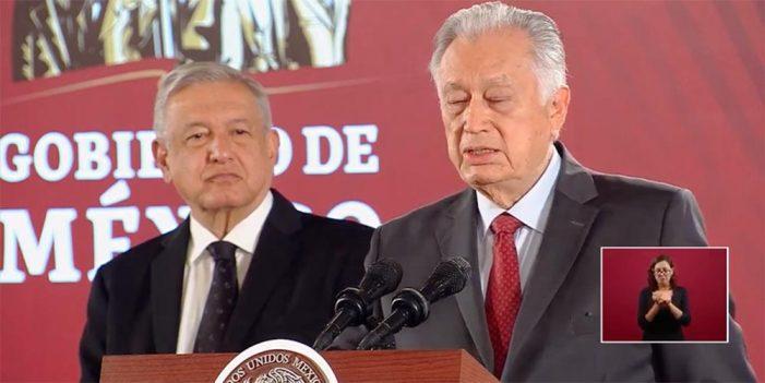 Bartlett limpia la CFE de corrupción: AMLO