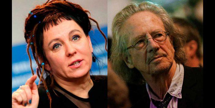 Nobel de Literatura para Tokarczuk y Handke