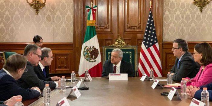 AMLO pide a EUA no tomar como rehén al T-MEC