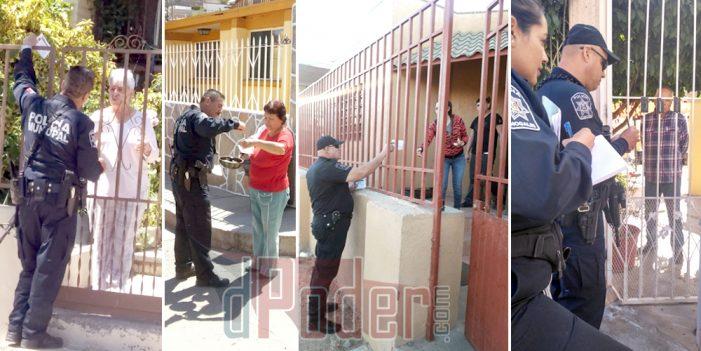 Atiende Seguridad Pública peticiones ciudadanas