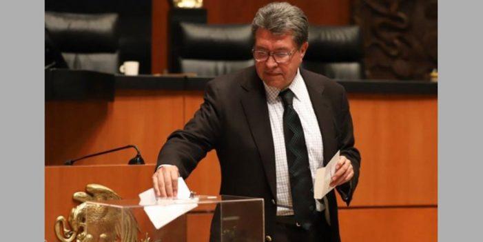 """""""Una gran mentira"""" denuncia fraude en votación por CNDH"""