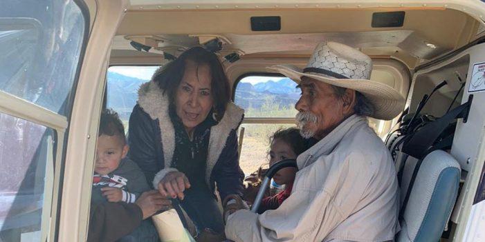 Atiende Secretario de Gobierno a habitantes de Moctezuma, Nacozari, y Villa Hidalgo