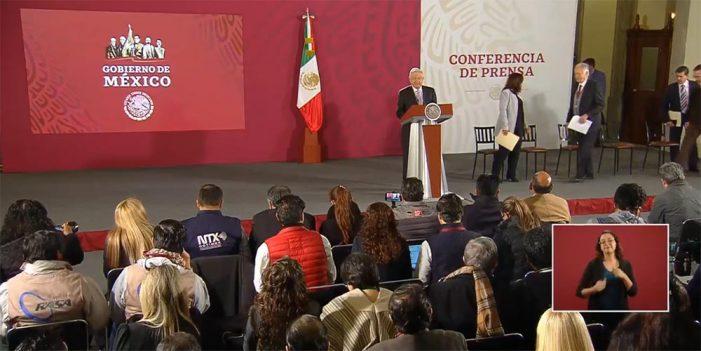 Negociadores firmarán hoy T-MEC en Palacio Nacional