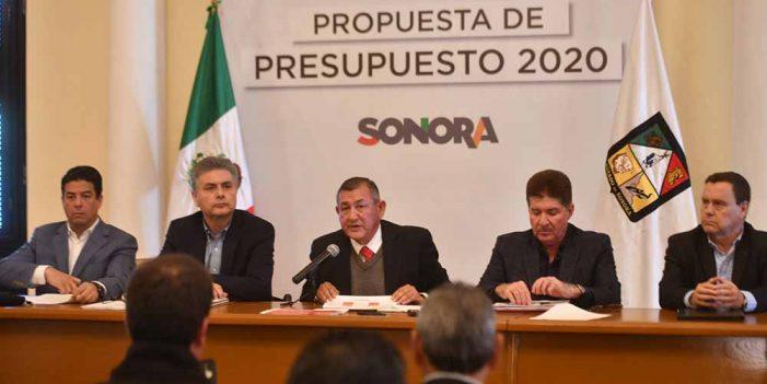 Presupuesto 2020 proyecta equilibrio financiero: Raúl Navarro