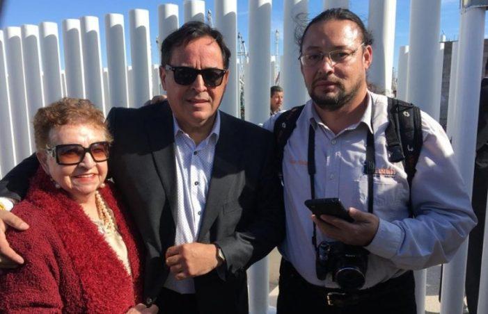 Promete Armando Colosio visitar Nogales en Febrero
