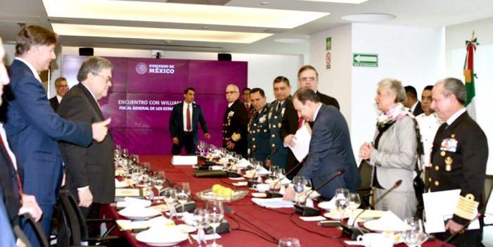 Piden informe sobre acuerdos México y fiscal de EUA