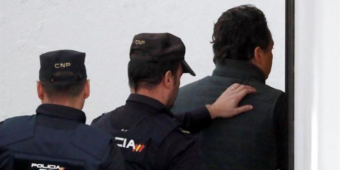 Emilio Lozoya se queda en España para extradición