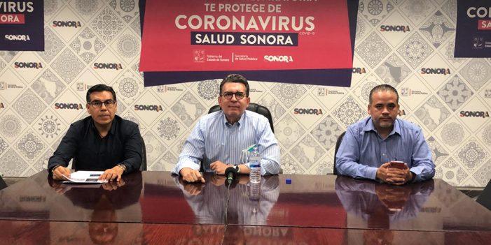 Confirma Secretaría de Salud cuarto caso de Coronavirus en Sonora