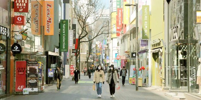 Corea del Sur en alerta por nuevo brote de Coronavirus