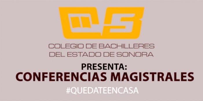 Conferencias de Cobach llegan a 10 mil sonorenses