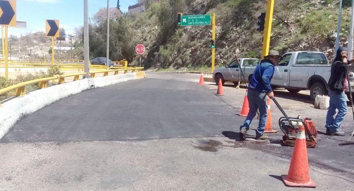 Mejoran vialidades con programa de rehabilitación de calles
