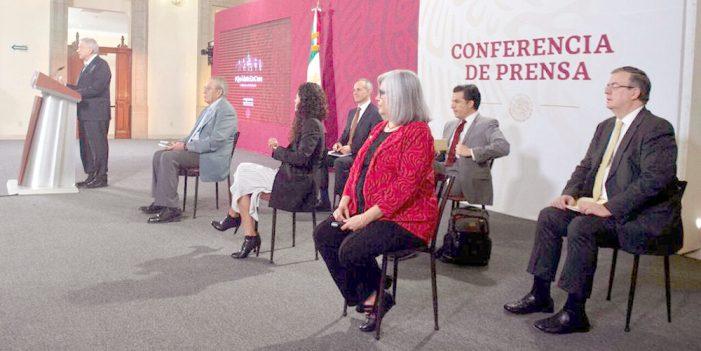 Repatrió México más de 12 mil connacionales: Ebrard Casaubón