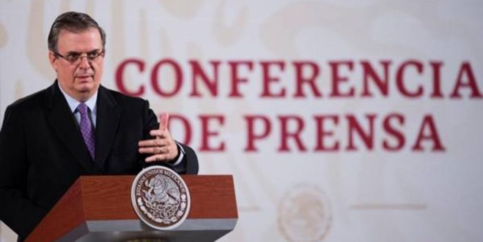 México participa en búsqueda de vacuna contra COVID-19