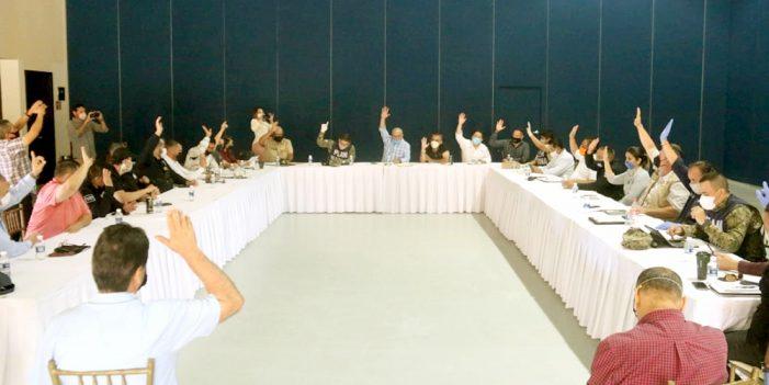 Autorizan de manera unánime fase III del plan #PeñascoSeActiva