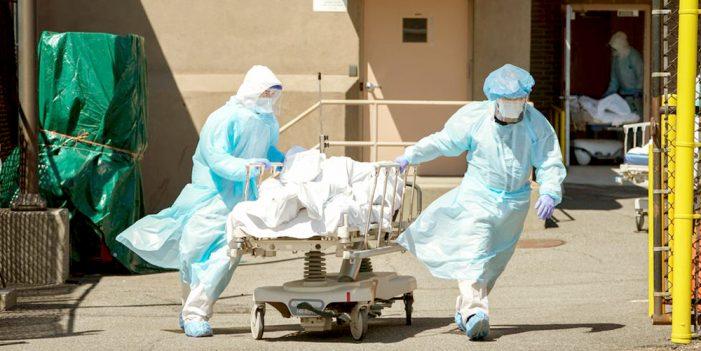 FRONTERA SONORA-ARIZONA; riesgo de muerte por Coronavirus