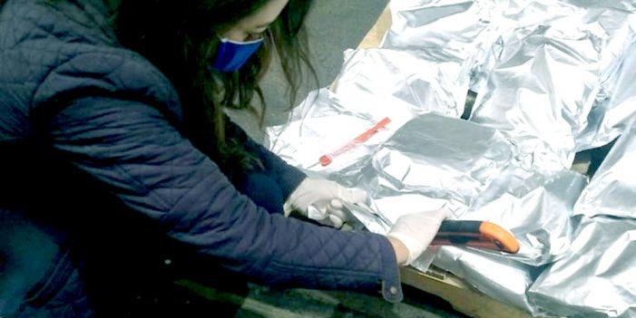 Heroína, Fentanilo y Cocaína caen en aduanas de Chiapas y CDMX