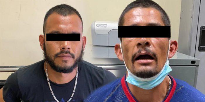 """Cateo en """"La Copa"""" Sonoyta deja dos detenidos"""