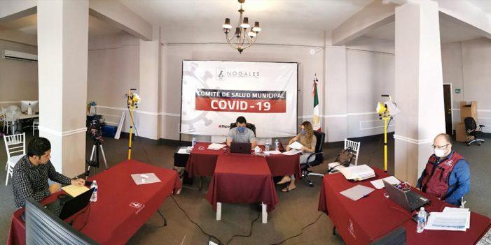 Plantea Gobierno de Nogales soluciones contra COVID-19
