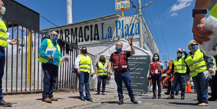 Alberto Dicochea pone a trabajar a regidores