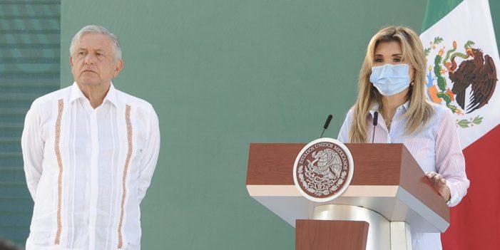 Acuerdan López y Pavlovich coordinación especial por la Seguridad