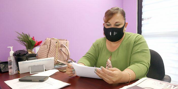 Leticia Calderón toma la delantera al interior de Morena